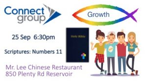 Connect Group - Growth